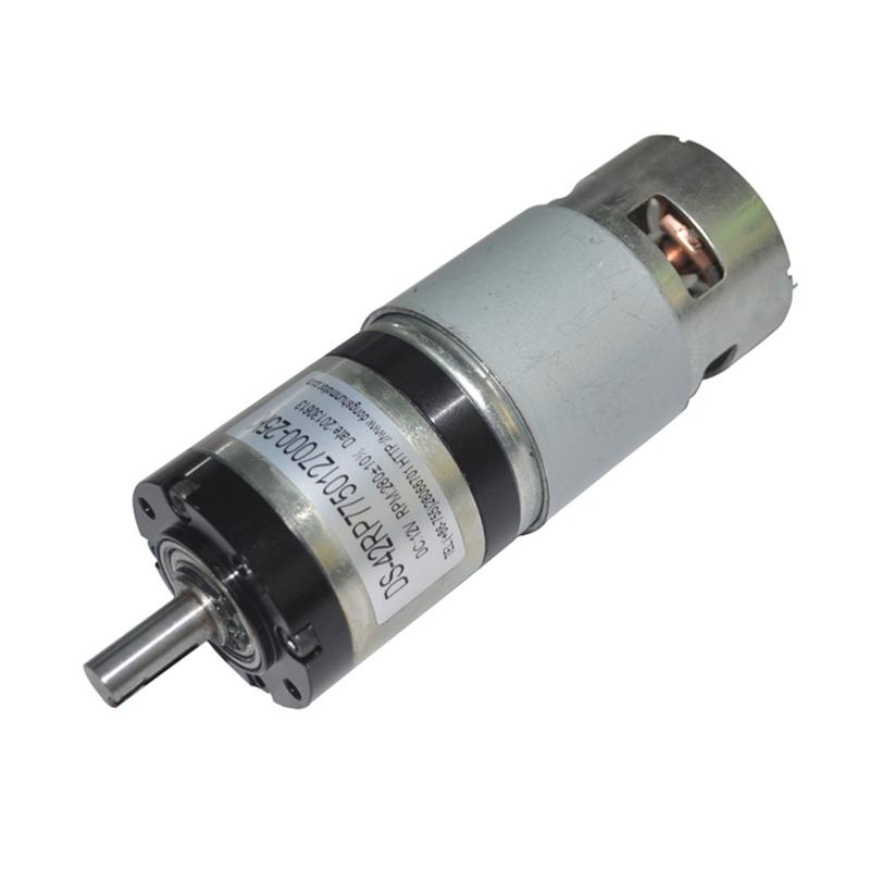 Dsd motor the dc gear motor expert Dc planetary gear motor